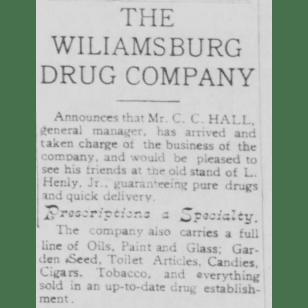 13 Apr 1907-The Virginia Gazette